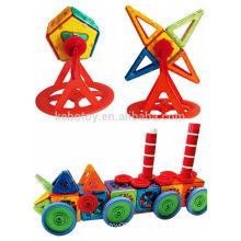 Игрушки с магнитом из пластика для детского сада