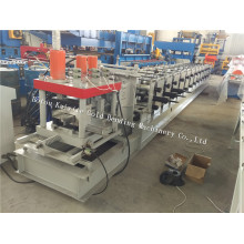 Ajustable automático Z Purlin Roll Foming Machine