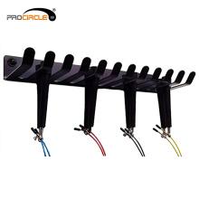 Gancho de armazenamento de ginásio multifuncional Rack de equipamento de ginásio