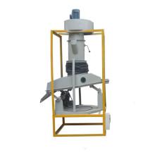 equipo de eliminación de piedra de máquina de desagüe de grano de uso en granja