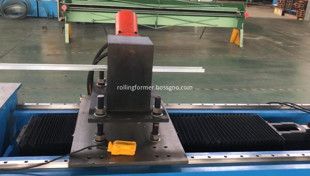 Ceiling C stud and track rollformers (8)