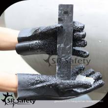 SRSAFETY pvc перчатки химически стойкие