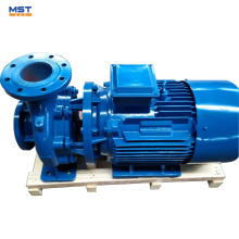 IS / ISR série chine marque fin d'aspiration électrique 0.5hp pompe à eau