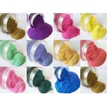 """Epoxy Coated Pet Glitter Powder Dust 1/128"""" , Alkaline Resistance"""