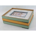 Wooden Antique Photo Frame for Home Decoration