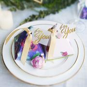 Chocolate candy box wedding gift candy box