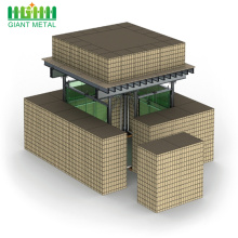 Harga Kilang Mil 1 Hesco Basket Hesco Bastion
