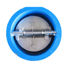 Wafer Type Dual Plate Check Valve Pn16