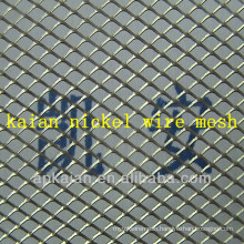 nickel stretch metal screen mesh
