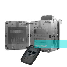 Plastic injection mold cover of electronics