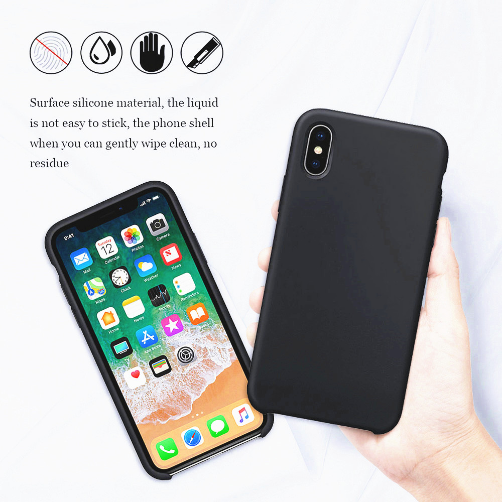 remove stains silicone case for iphone