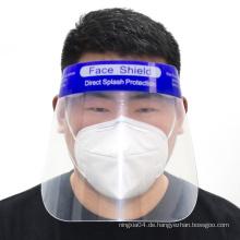 Bester Gesichtsschutz verhindert Covid-19