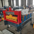 High speed crimping/curving roll forming machine