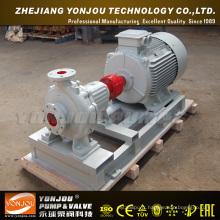 Pompe périphérique de pompe à eau centrifuge d'aspiration d'extrémité