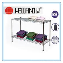 Estante robusto del estante del supermercado del alambre resistente (CJ753590A2C)