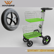 12 inch push golf cart wheel