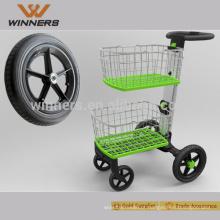 Roda do carrinho de golfe do impulso de 12 polegadas