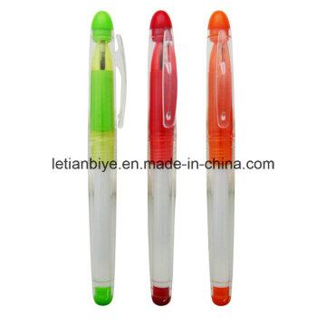 Promotion Stylo à bille en plastique, échantillons gratuits (LT-D005)