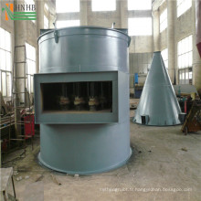Détachant industriel multi cyclone Dust Collector