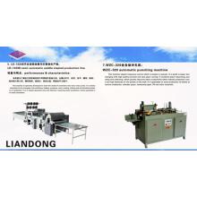 (Liandong) Línea de producción del libro de ejercicio (LD-1020C)