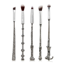 Harry Potter Wand Shape Cosmetic Brush Set