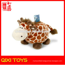 Saving bank money box animal personalized money box