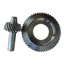 Precision 6061 Aluminum Die Casting Rotor Part As Per Drawing Standards