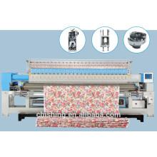 Máquina de bordar acolchoada