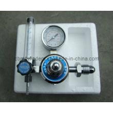 Male-Inlet Argon Cylinder Regulator