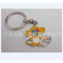 Accessoires de clé animale, trousseau de singe en métal (GZHY-KC-016)
