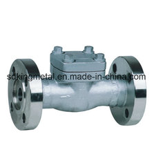 Cast Steel 300lbs Flange End Swing Check Valve with CE