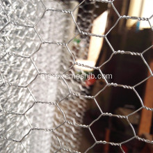 1mx50m Hot Dipped Galvanized Hexagonal Wire Netting