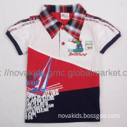 kids clothes summer boy novelty cotton hig quality t shirt fresh stock