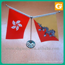 Table top flag stand/custom flag