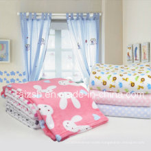Flannel Blanket for Children with All Customized Pattern Printings