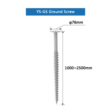 Earth Anchor Ground Screw Driver