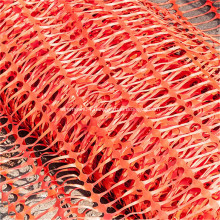 PE orange safety plastic net