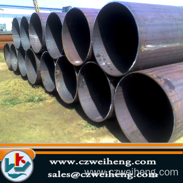 SSAW/Lsaw Steel Pipe with good quality and