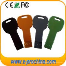 Unidad flash USB de forma llave de regalo popular (TD07)