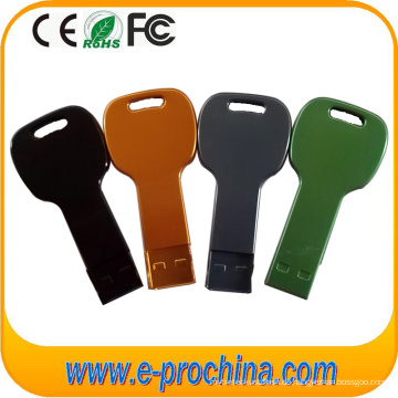 Beliebte Geschenk Key Form USB-Stick (TD07)