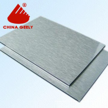 Brush  Aluminum Composite Panel (Geely-38)