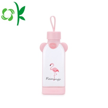 Promotional Portable Silicone Bottle Protective Sleeve