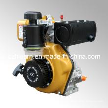 Diesel Engine with Keyway Shaft Oil Bath Air Filter (HR170F)