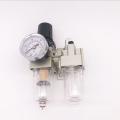 Unidade de tratamento da fonte de ar do regulador de pressão do filtro de ar