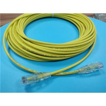 Schlankes CAT6-Ethernet-Kabel Für PS4-Stromkabel