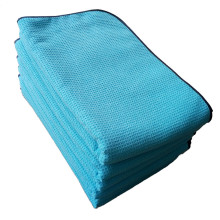 Novo Estilo Waffle Car Cleaning Microfiber Fabric