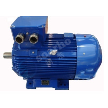 Low-voltage 1000RPM permanente magneet synchrone motor