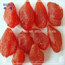 Konservierte ganze Erdbeere