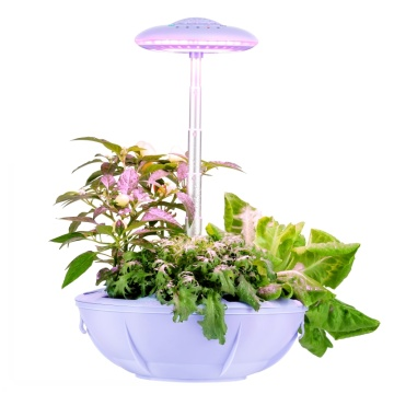 Model pribadi bentuk UFO Penanaman cerdas LED Grow Light