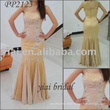 2011 nouvelle arrivée haute qualité livraison gratuite sweetheart perlé robe de soirée PP2123